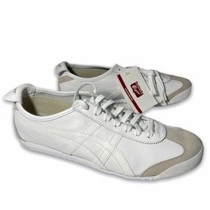 Onitsuka Tiger by ASICS Mexico 66 White/ White